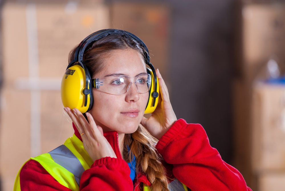 Safety Eyewear For Workers Who Wear Glasses Or Contact Lenses